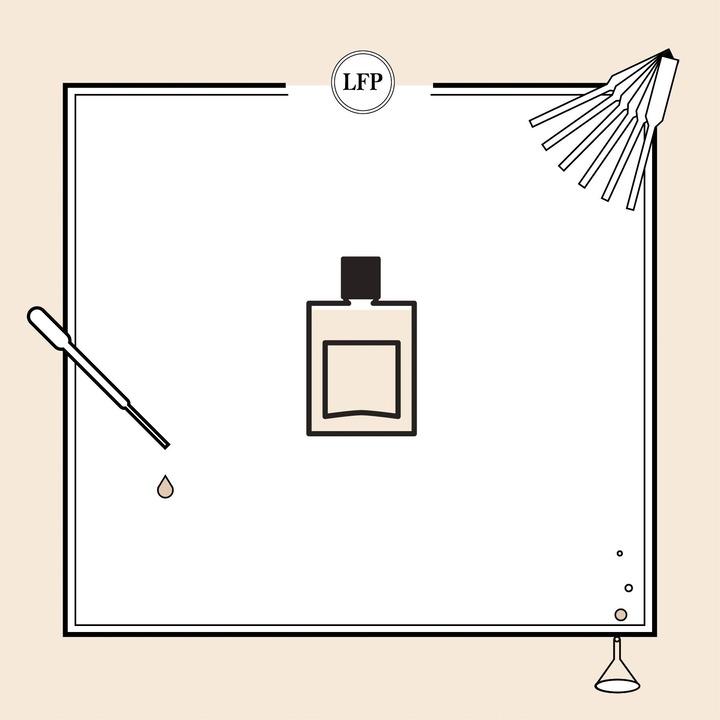 配方名稱:Blossom | LFP: 香料香水實驗室,客製專屬香水