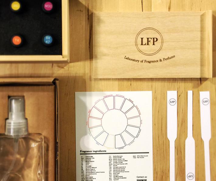 配方名稱:戀愛中的你 | LFP: 香料香水實驗室,客製專屬香水