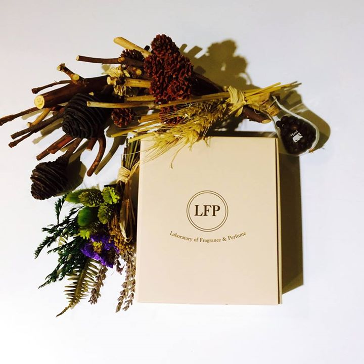 配方名稱:Sleeping Flowers | LFP: 香料香水實驗室,客製專屬香水