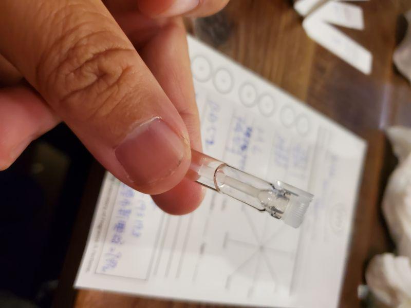 配方名稱:Redcell6   LFP: 香料香水實驗室,客製專屬香水